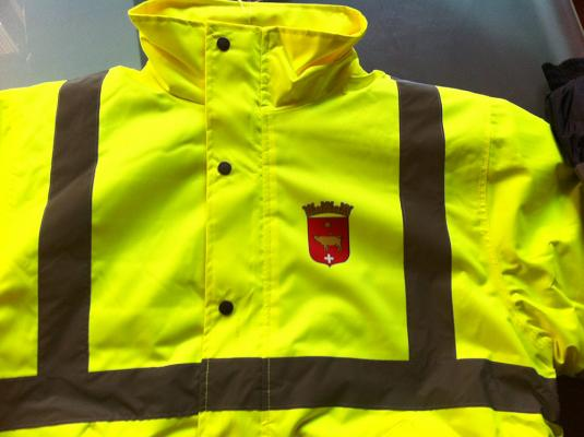 Veste-securite